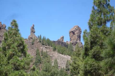 Las Palmas: Bergstur till Roque Nublo och Pico de las Nieves