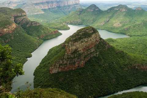Ab Hazyview: Blyde-River-Canyon-Bootsfahrt
