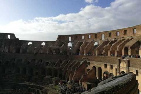 Rome: Private Colosseum and Roman Forum Tour