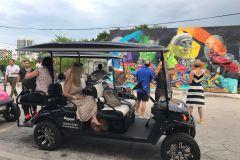 Wynwood Art District: Tour Arte Urbana em Carrinho de Golfe