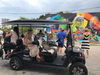 Wynwood Art District: 1-stündige Street-Art-Tour im Golfcart