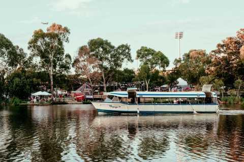 Adelaide: Sightseeingcruise i ikonisk båt på River Torrens