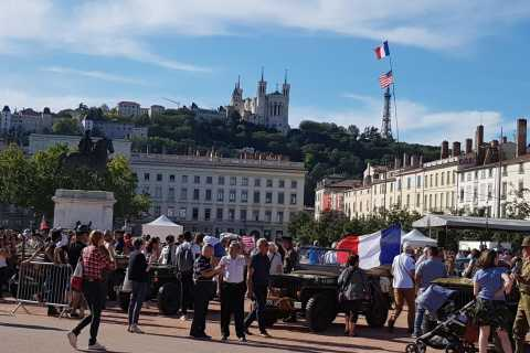 Lyon: Old Town, Basilica, Passages, and Roman Theater Tour