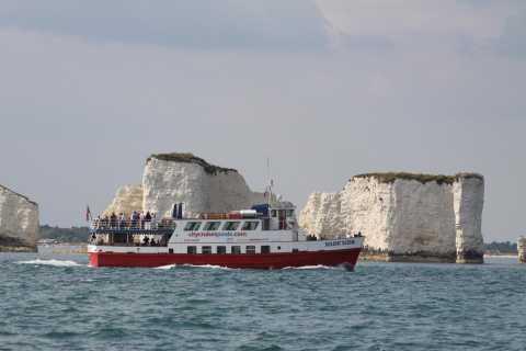 De Poole a Swanage: crucero costero jurásico de 2 horas
