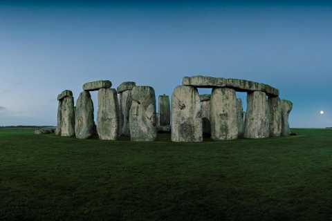 De Londres: excursão de um dia ao Castelo de Windsor, Bath e Stonehenge
