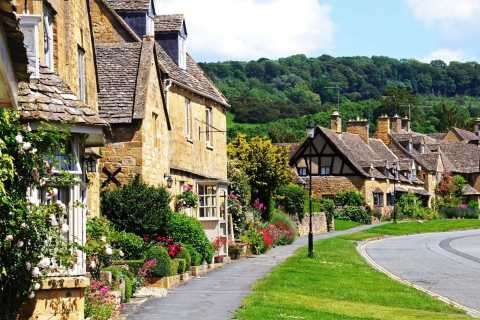 London: Oxford, Stratford Upon Avon, Cotswolds, and Warwick
