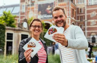 Amsterdam: Private Food-Tour mit einem Einheimischen