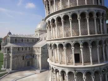 Der Schiefe Turm von Pisa: Exklusive Halbtagstour ab Florenz