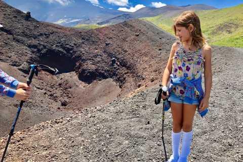 Ätna: Trekking-Tour zu den Kratern des Ausbruchs von 2002