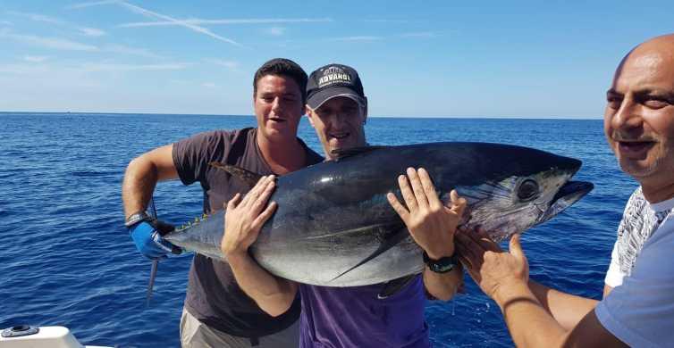 Barcelona: Coastal Fishing Trip