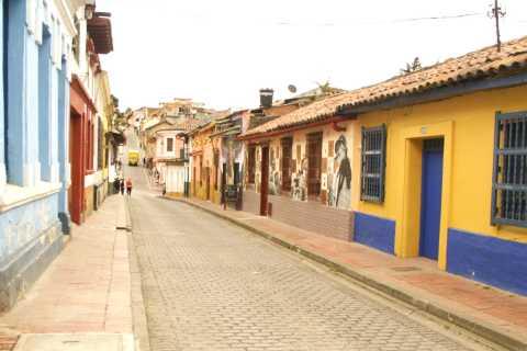 Bogota: Private Walking Tour