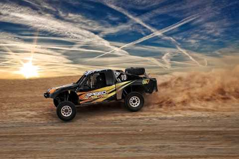 Las Vegas: Exotic Off-Road Truck Experience