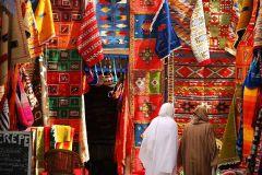 Marrakech: Excursão de 3 Horas pelos Souks Coloridos