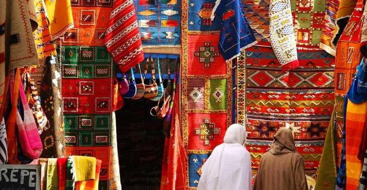 Marrakesh: 3-uur durende rondleiding kleurrijke soeks