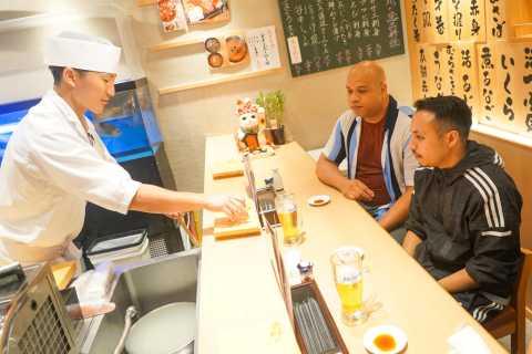 Tokyo: Night Foodie Tour in Shinjuku