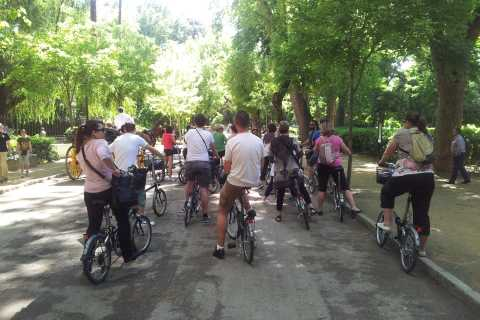 Seville 2.5-Hour City Bike Tour