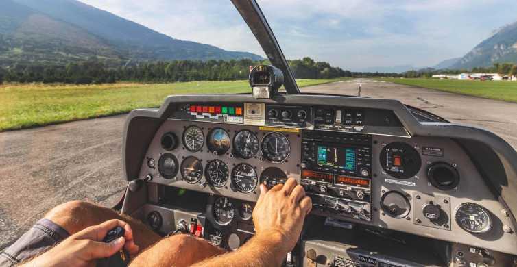 Zurich: 1-Hour Private Sightseeing Flight