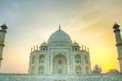 Agra: City Tour de dia inteiro com Taj Mahal e Fort Agra