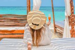 Cartagena: Clube de Praia em Playa Blanca