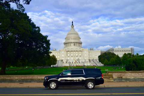 Washington DC: Private and Customizable 3-Hour Guided Tour