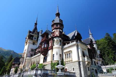 Sinaia: Peleș Castle Tour with An Expert Guide