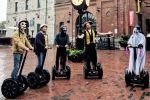 Toronto: Evening Distillery District Segway Ghost Tour