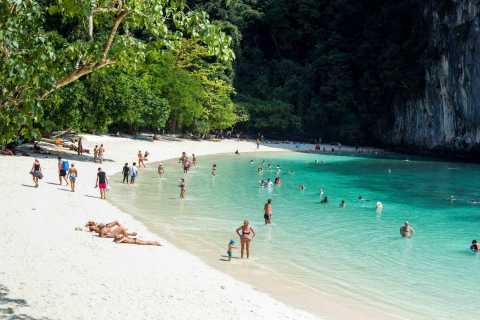 Isole di Hong: tour in motoscafo di lusso da Krabi