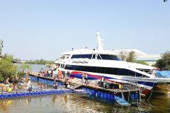 De Ko Phi Phi: transferência de lancha rápida para Ko Samui