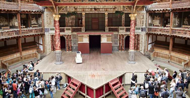 Shakespeare's Globe Theatre Guided Tour