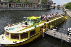 East Side Tour: Passeio de Barco em Berlim