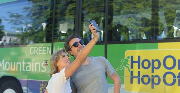 Hop-on Hop-off Salzburg City Tour