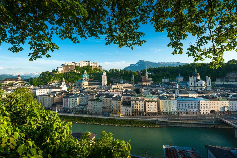 Salzburg: Stadtrundfahrt & Mozarts Wohnhaus