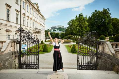 Salzburg Sound of Music & Salt Mines Combined Tour Package