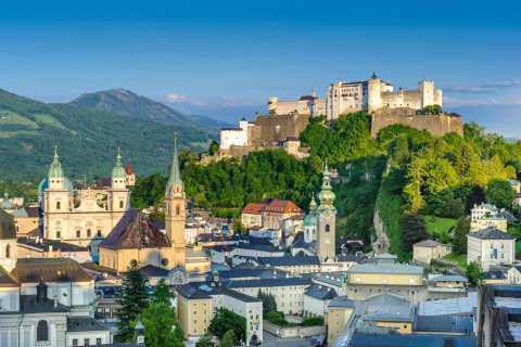 Salzburg City & Country Full-Day Sightseeing Tour