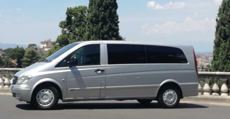 Prague: Private Transfer to/from Václav Havel Airport