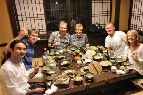 Kanazawa Night Tour With Full Course Meal