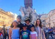 Rome Treasure Hunt: Spielen, Spaß haben und lernen