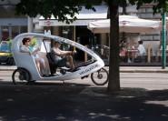 Mailand: 1-stündige Sightseeing-Tour mit der Rikscha