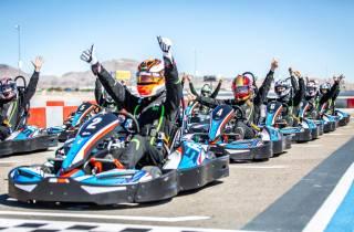 Las Vegas: Go-Kart-Erlebnis