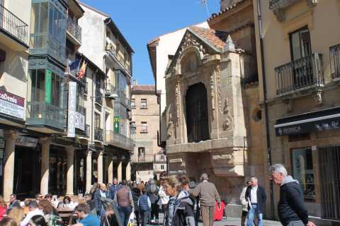 Salamanca Redonda City Tour