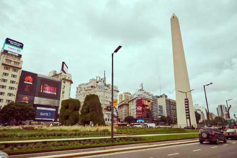 Buenos Aires: Small Group 4-Hour City Tour & Optional Cruise