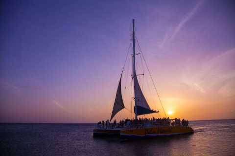 Aruba: 2-Hour Sunset Sailing Excursion