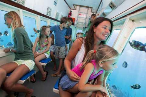 Aruba: Seaworld Explorer Semi-Submarine Tour