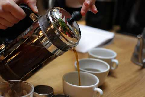 Medellín: Avoeden Café Coffee Brewing Workshop