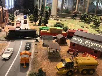 Lancaster County: Eintrittskarte für das National Toy Train Museum
