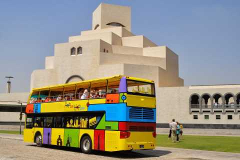 Doha: 24-Hour Hop-on/Hop-off Bus Tour