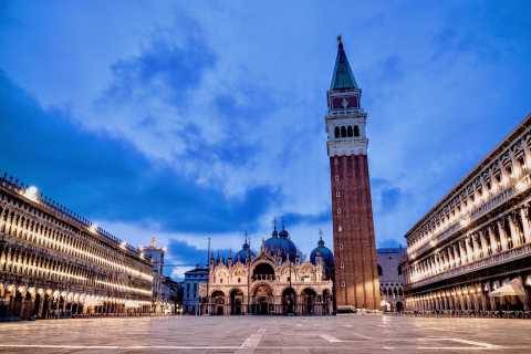 Venezia: tour serale guidato della basilica di San Marco