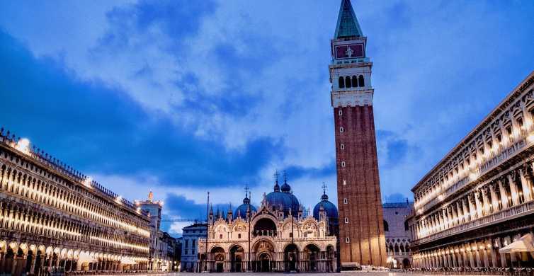 Venise: visite guidée de la Basilique Saint-Marc