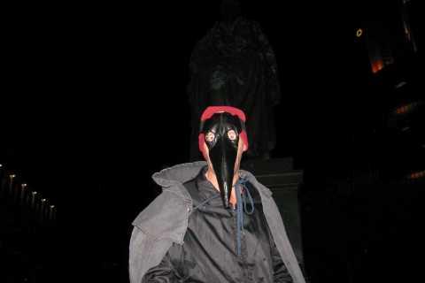 Frankfurt: excursão à peste negra