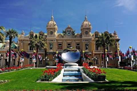 Ab Nizza: Tour nach Eze, Monaco und Monte Carlo